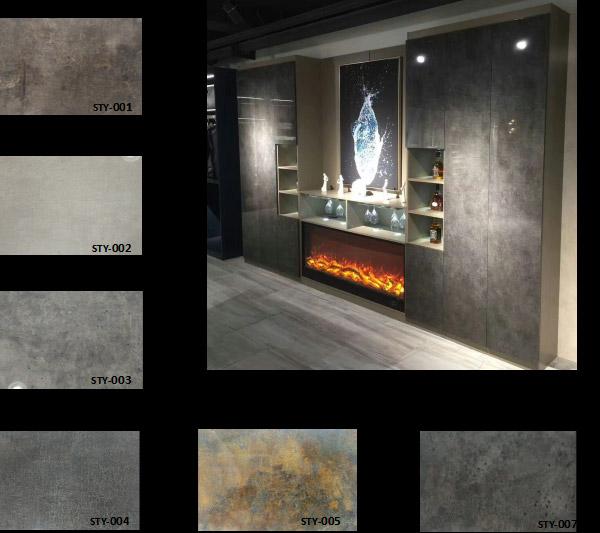 Marble UV Panels