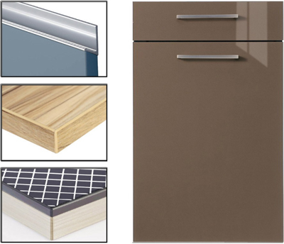 Advantage Of UV Coating Kitchen Cabinet Doors