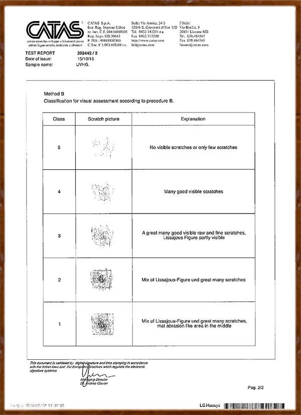 LG-PET Test Report